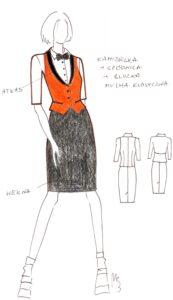 Ubranie 1